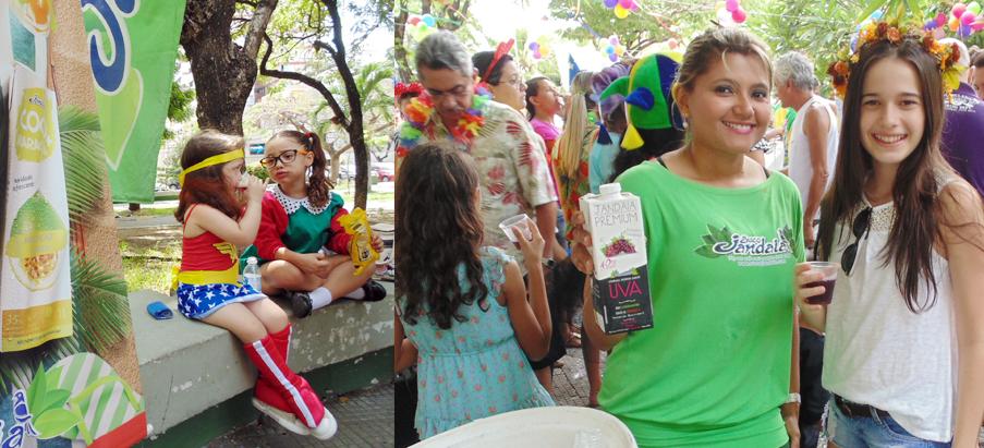 carnaval toca da criança